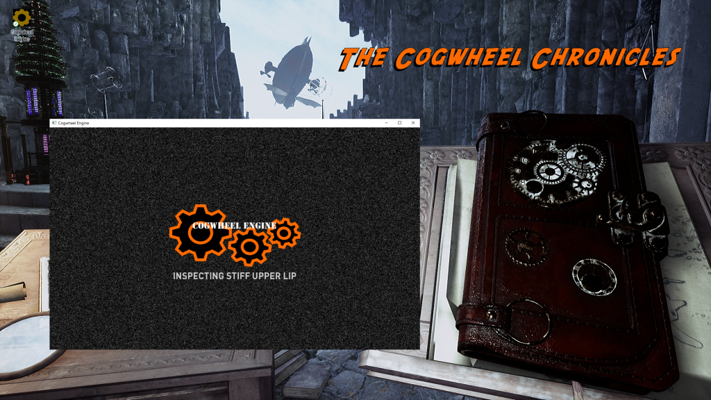 Cogwheel Game Engine